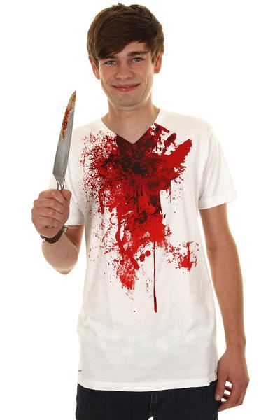 Altamont Cut-Throat T-Shirt (white)