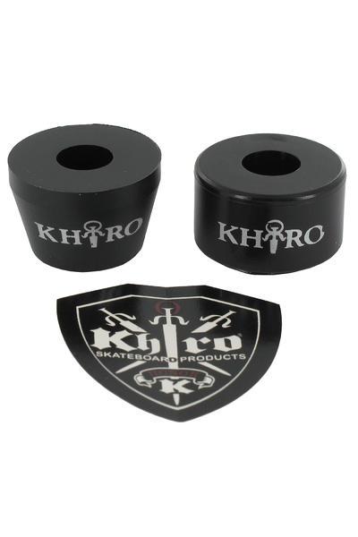 Khiro 95A Tall Cone Combo Lenkgummi (black)