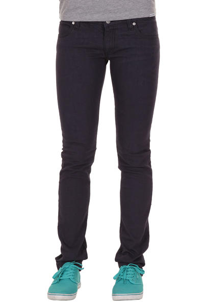 REELL Skintight Nina Jeans women (black purple)