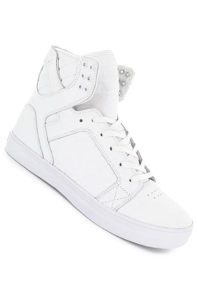 Supra Skytop Shoe (white)