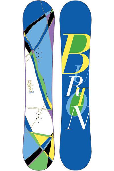 Burton Genie 155cm Snowboard women
