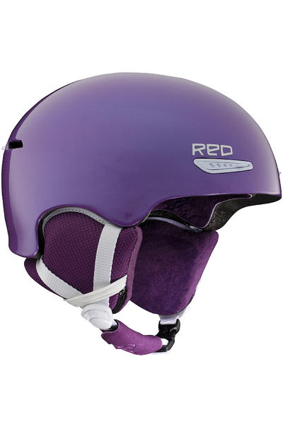 RED Pure Snow-Helm women (grape)