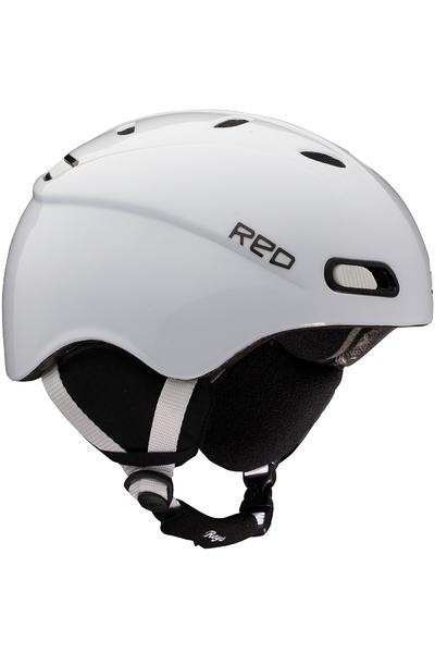 RED Reya Classic Snow-Helm women (white matte)