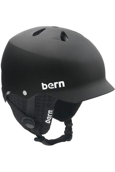 Bern Watts Snow-Helm EPS  (matte black)