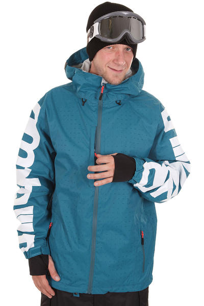 ThirtyTwo Shiloh 2.0 Snowboard Jacket (pacific blue)