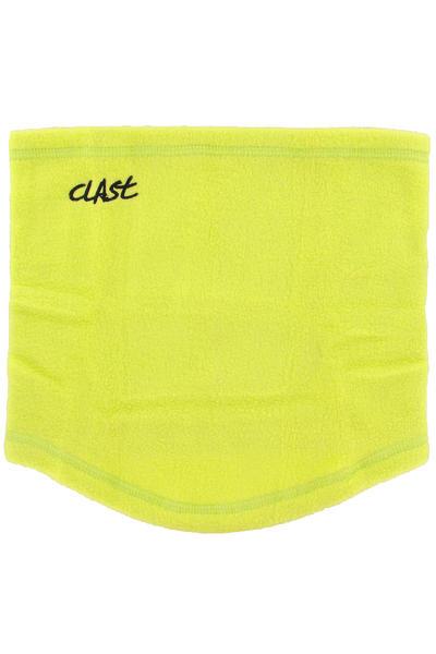 Clast Fleece Neckwarmer (lime)