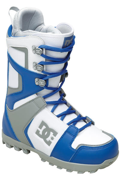 DC Rogan Boot 2011/12  (white blue grey)