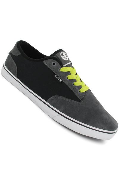 DVS Daewon 12 Suede Schuh (grey black)