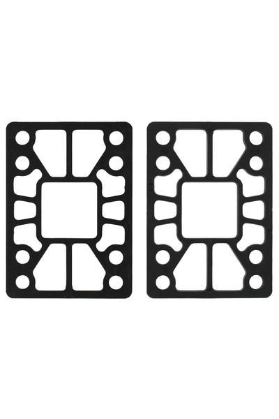 """Khiro 1/8"""" Small Riser Pad (black) 2er Pack"""