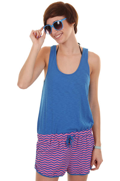 Roxy Zig Zag Combi Kleid women (assorted)