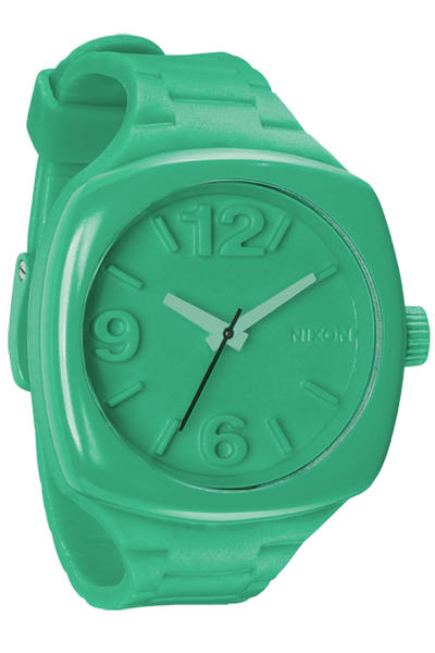 Nixon The Dial Uhr women (teal)