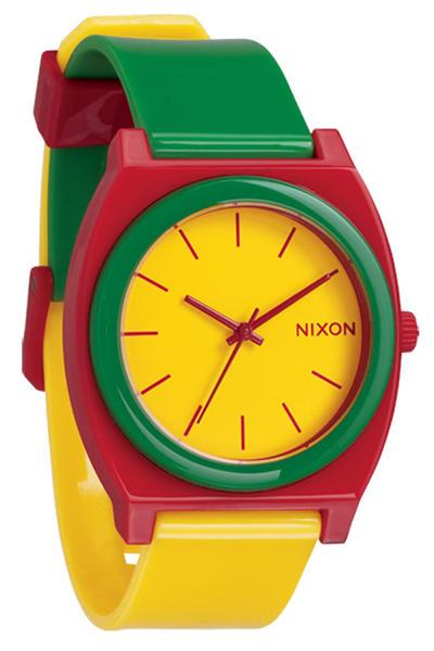 Nixon The Time Teller P Watch (rasta)