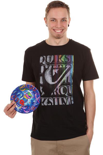 Quiksilver Travel Bug T-Shirt (black)
