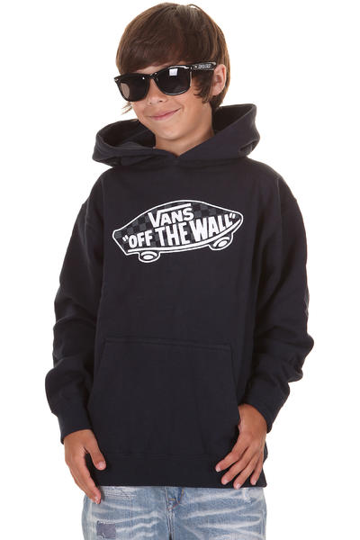 Vans OTW Checks Hoodie kids (royal)
