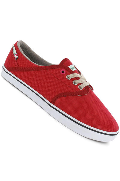 Etnies Kab Caprice Eco Schuh women (red white)