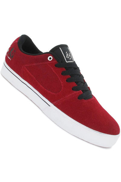 éS Square Two Fusion Schuh (red white black)