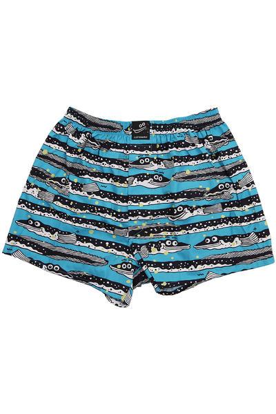 Lousy Livin Underwear Aal Stripes Boxershorts (saphir)