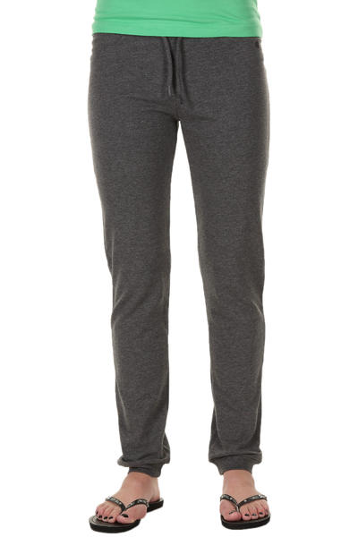 Carhartt WIP Lizzy Sweat Jogging Pants women (dark grey heather)
