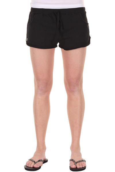 Cleptomanicx Leaves Shorts women (black)