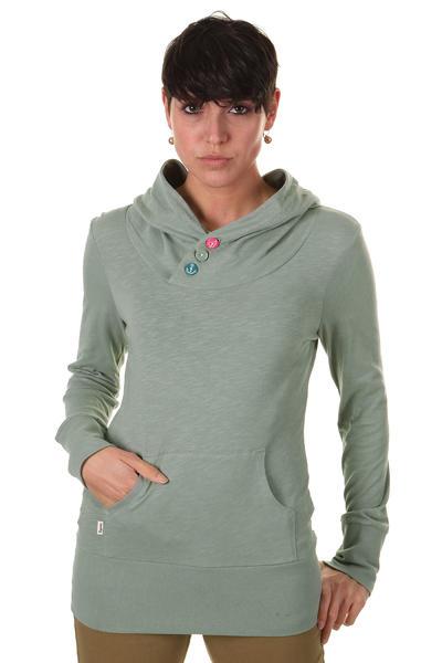 Ragwear Chelsea Hoodie women (green storm)