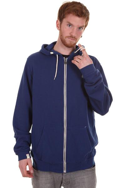 Altamont Basic Zip-Hoodie (royal)