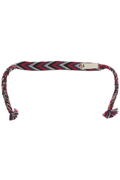 Altamont Friendship Wristband (black red white)