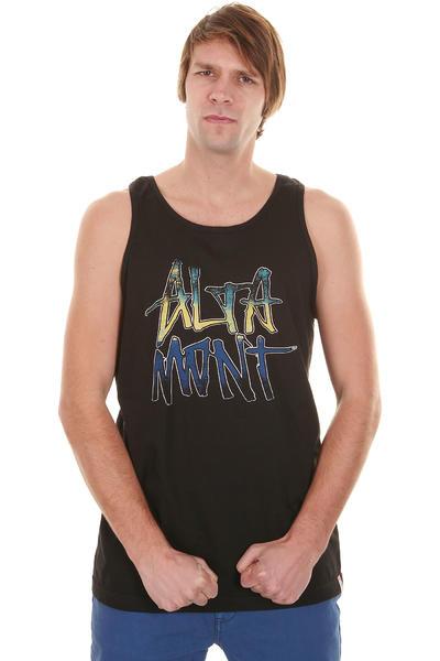 Altamont Sunshrine Tank-Top (black)