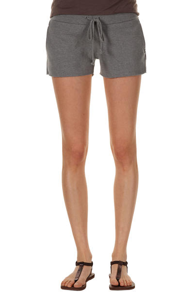 DC Ashton Shorts women (heather dark grey)