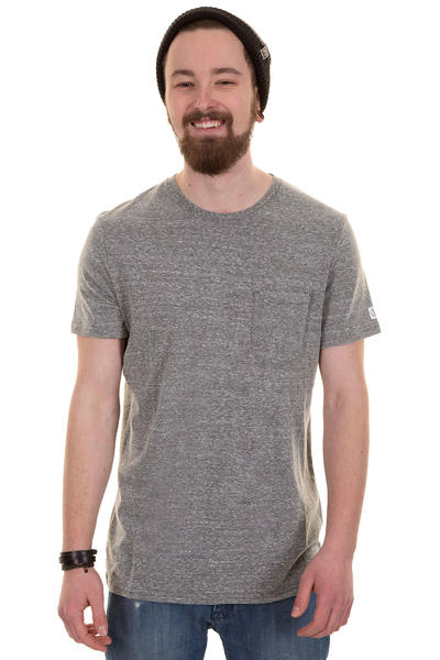 Element Basic CR SP13 T-Shirt (charcoal heather)
