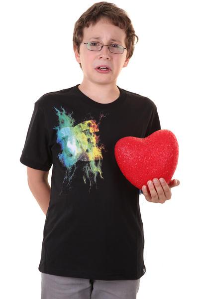 DC Nebula T-Shirt kids (black)