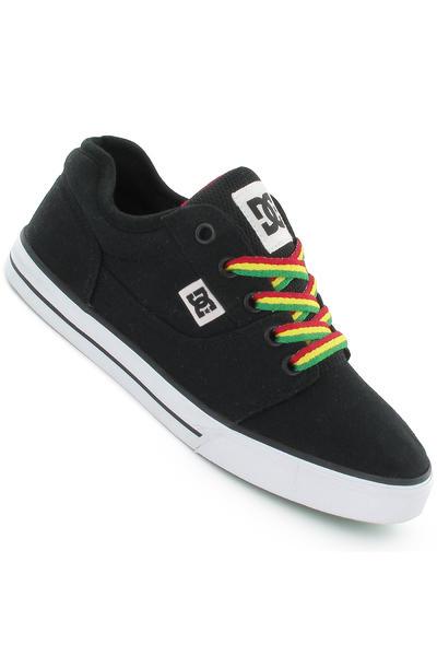DC Bristol Canvas Schuh kids (black rasta)