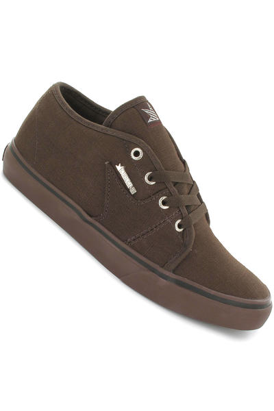 Dekline Harper Canvas Schuh (darkbrown darkbrown)