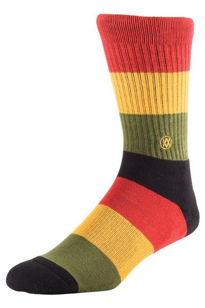 Stance Maytal Socken US 6-13  (rasta)