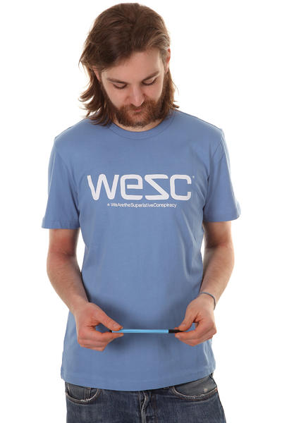 WeSC WeSC T-Shirt (blue eyed mary)