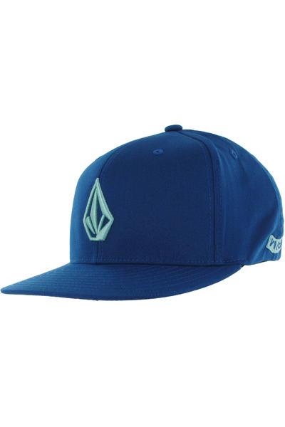 Volcom The Stone Jfit FlexFit Cap (estate blue)