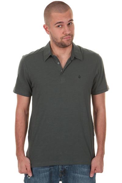 Volcom Bang Out Slub Polo-Shirt (shadow grey)