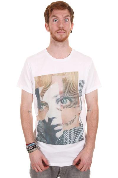 Volcom Fa Matt French Tall T-Shirt (white)