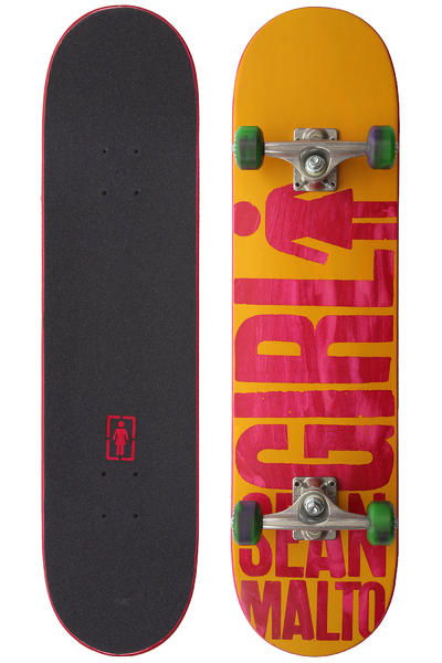 "Girl Malto Big Girl Grain 8"" Komplettboard"