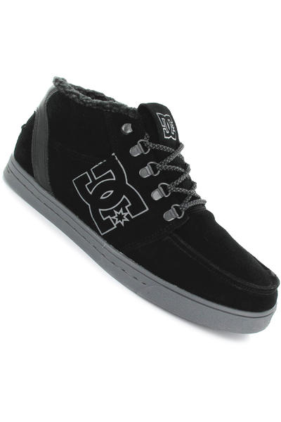 DC Relax Mid WR Shoe (black grey)