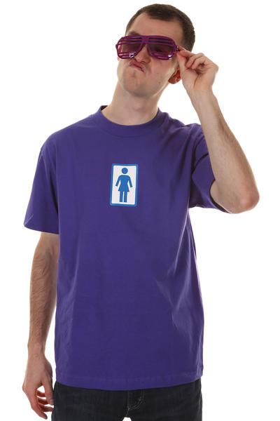 Girl Classic OG T-Shirt (purple)