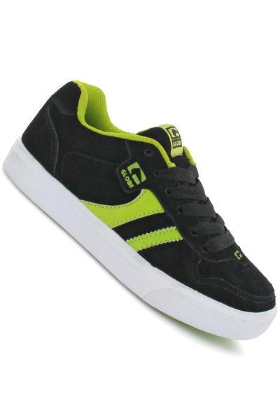 Globe Encore Shoe kids (black lime)
