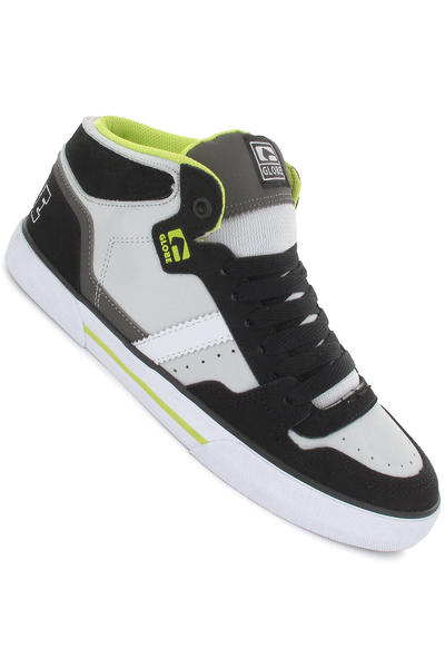 Globe Superfly Vulcan Mid Schuh (black grey lime)