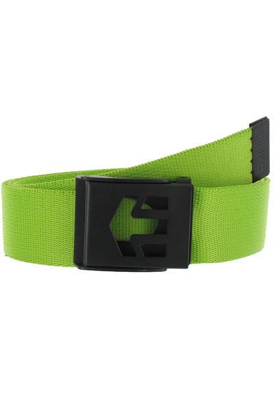 Etnies Staple Belt (black green)