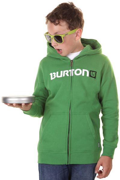 Burton Logo Horizontal Zip-Hoodie kids (murphy)