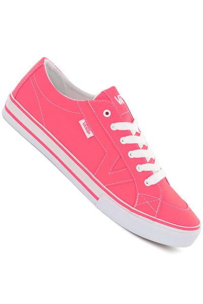 Vans Tory Canvas Shoe women (neon pink white)