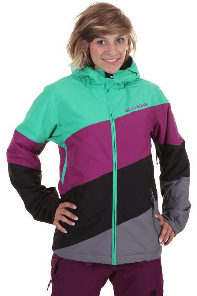 Billabong Milouze Snowboard Jacke women (pool green)
