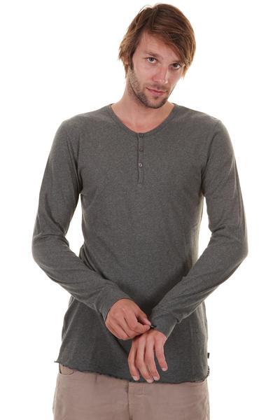 Forvert Josh Longsleeve (dark greymottled)