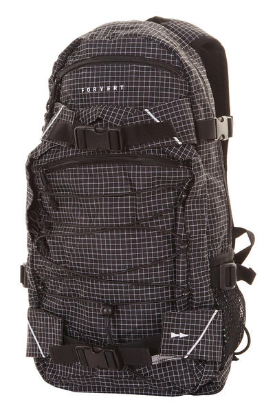 Forvert New Louis Backpack 20L (small black checked)