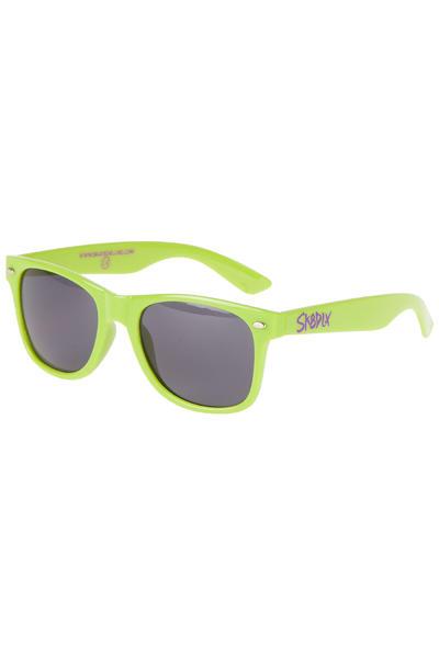 SK8DLX HipLogo Sonnenbrille (green)