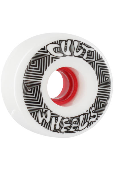 Cult Converter 70mm 85A Rollen (white) 4er Pack